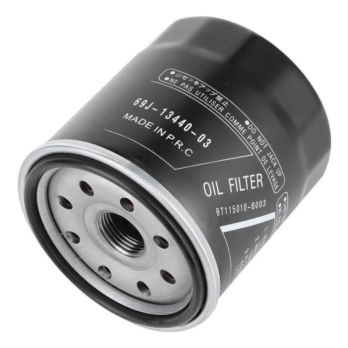 YOSOO Filtre à l'huile Filtre à Huile Moteur 69J‑13440‑03 Convient pour Yamaha All 1.8 Liter FZR FZS FX‑SHO VXR VXS AR240