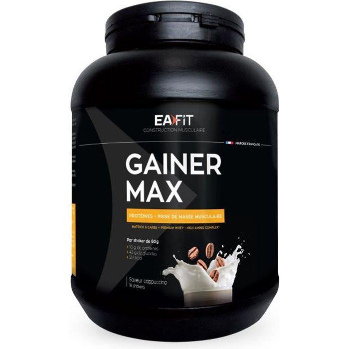 EAFIT Gainer Max - Cappuccino 1,1 kg