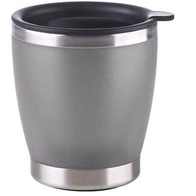 Tasse isotherme 'city cup argent'