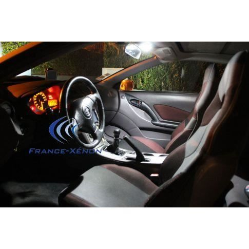 Pack intérieur LED - TOYOTA Aygo 1 - BLANC