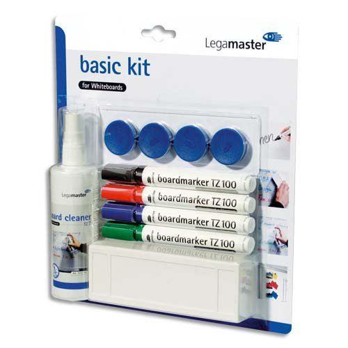 Kit d'accessoires de nettoyage pour tableaux bl…