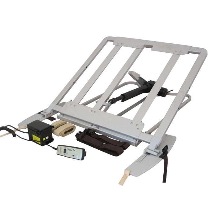 Dossier de lit électrique Blanc 610 à 1525 mm