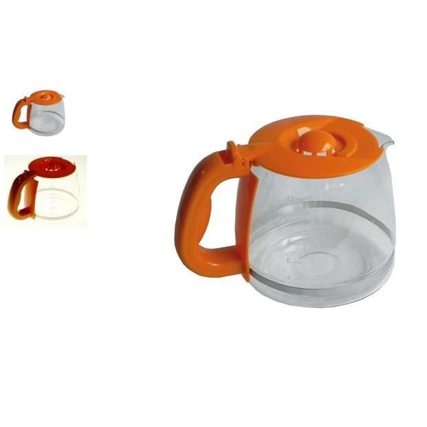 VERSEUSE ORANGE POUR CAFETIERE RUSSELL HOBBS - BVMPIECES