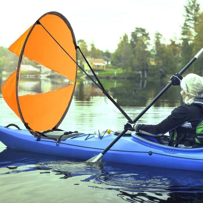 Downwind Pagaie De Kayak Sail Voile Pour Paddle Kayak 108cm Youngfr Achat Vente Porte Kayak Downwind Pagaie De Kayak Sa Cdiscount