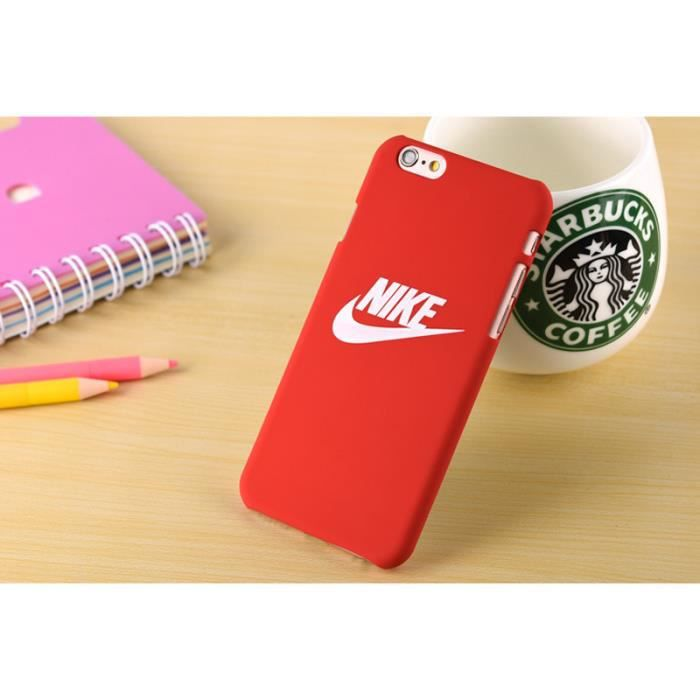 coque nike rouge iphone 6