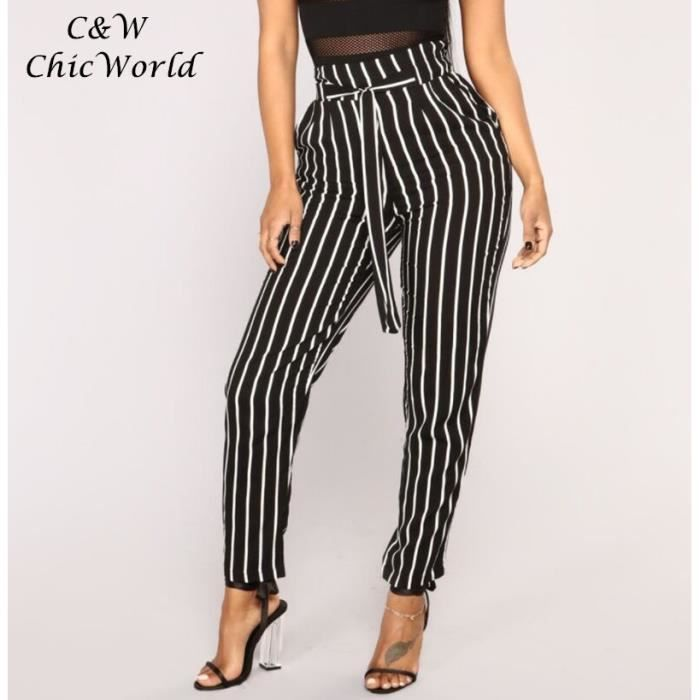 pantalon femme a la mode