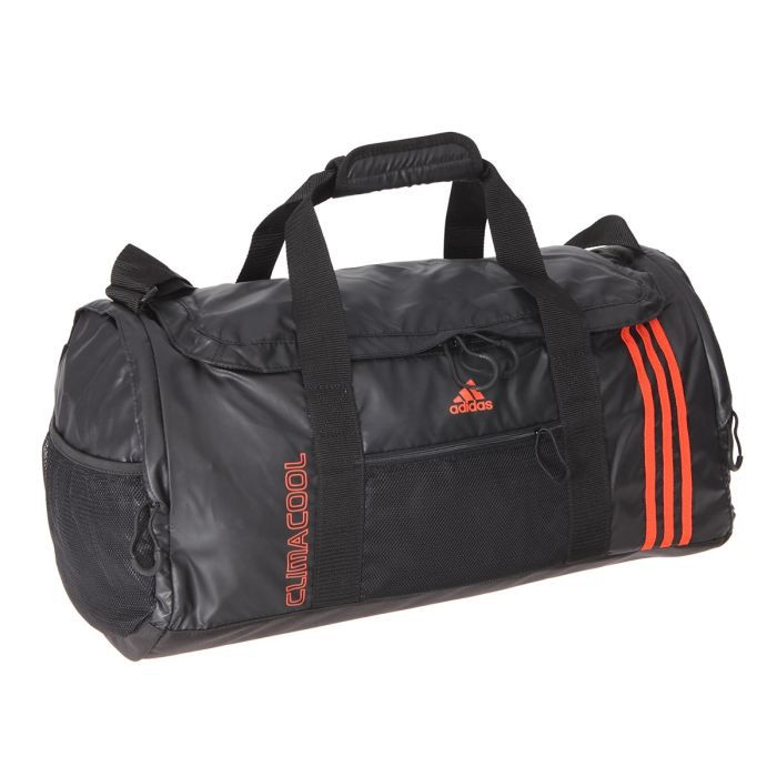 adidas sac de sport cl tbm noir et rouge achat vente sac de sport 4051932360607 cdiscount. Black Bedroom Furniture Sets. Home Design Ideas