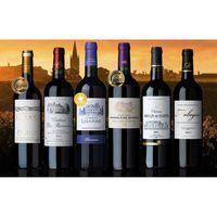 Carton composé Bordeaux Collection - Carton 6 bouteilles