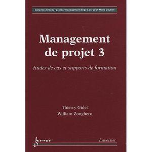 LIVRE GESTION Management de projet