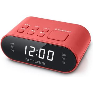 Radio Réveil M10RED