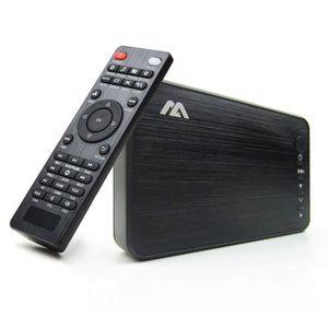 LECTEUR MULTIMÉDIA USB 2.0 1080P(1920×1080) HD HDMI Media Player RMVB