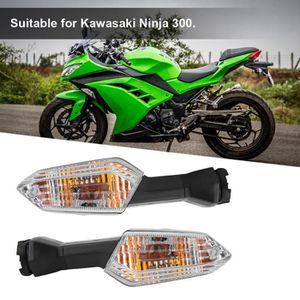 Logo pour Kawasaki Ninja 300R Ninja 300/2013 2016/2014/2015/CNC Embrayage leviers de frein pour moto Ninja 300