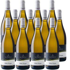 VIN BLANC Alto Adige Muller Thurgau DOC vin blanc italien 12