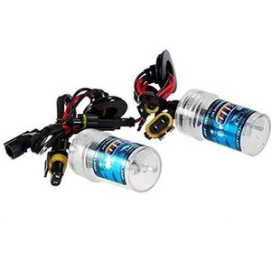 PHARES - OPTIQUES 2x Ampoule xenon H1 6000K 55W
