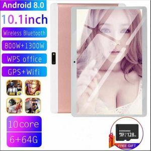 Téléphone portable Tablette tactile - 64Go - 4Go RAM - 10.1Pouces HD