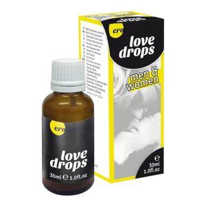 LIVRE SEXUALITÉ Gouttes d'amour les hommes et les femmes 30 ml
