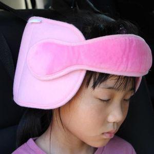 Rose Toddler voiture Seat cou secours et chef de soutien Si/ège dauto pour enfants poussette Head soutien confortable Gardez le sommeil s/écuritaire Positionneur