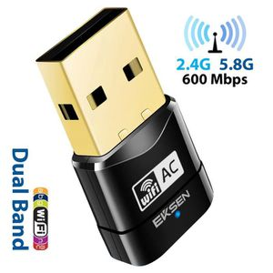 CLE WIFI - 3G Eksen adaptateur USB WiFi, double bande sans fil 2