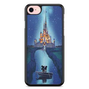 COQUE - BUMPER Coque Samsung Galaxy S7 EDGE Mickey Minnie chateau