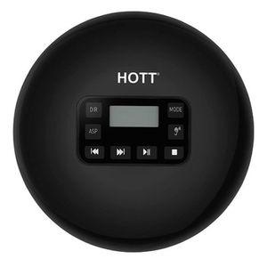 BALADEUR CD - CASSETTE Lecteur de CD Portable, HoTT Personnel Compact Dis