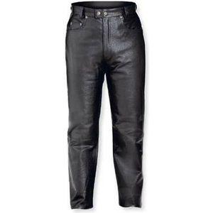 VETEMENT BAS Pantalon Cuir 5 Poches Jeans Mot...