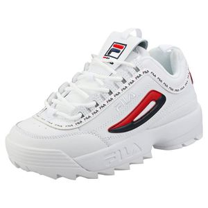 BASKET Fila Disruptor Ii Premium Repeat Femme Baskets Bla