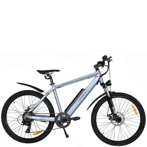 VÉLO ASSISTANCE ÉLEC Vélo électrique - Le Street | Ebike Grey Gris