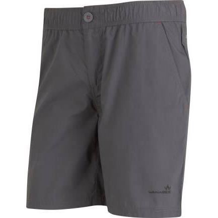 1ER PRIX Short Sundown - Homme - Gris anthracite