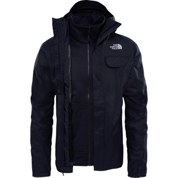 THE NORTH FACE Veste Tanken 3 in 1 - Homme - Noir