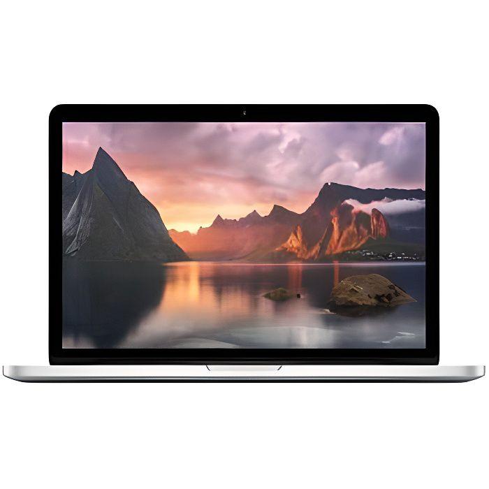 Apple Macbook Pro Retina 13- (Début-2015) 8Go/256Go...