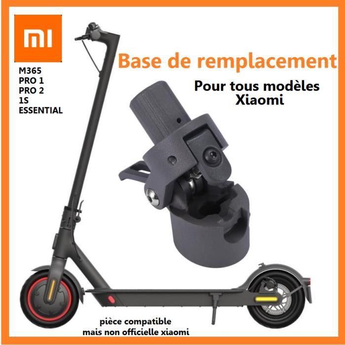 Base lock pliante trottinette pour xiaomi M365 PRO 1S ESSENTIAL électrique pliable de remplacement pièces détaché pour xiaomi