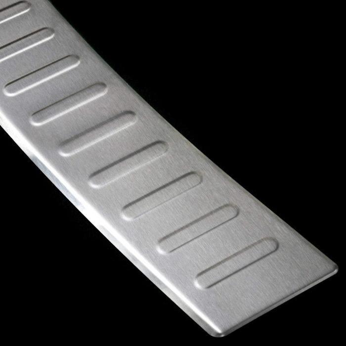 Protecteur Pare-Chocs Arrière Pour Countryman R60 2010-2017 Acero Inoxydable Mat Protection Pour Bord De L'Coffre De Charge