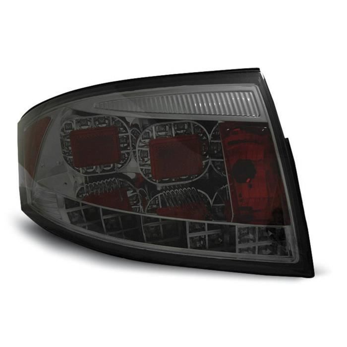 Paire de feux arriere Audi TT 8N 99-06 LED fume