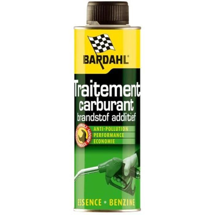 Traitement anti pollution essence 300ml Bardahl 2011069