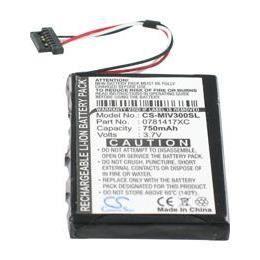Batterie pour MITAC MIO MOOV 360