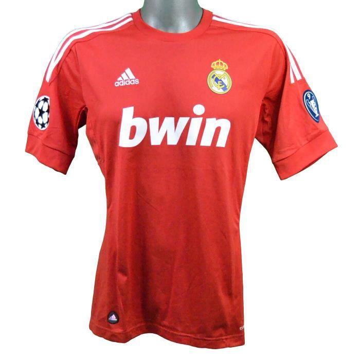 Maillot third Real Madrid 2011/2012 Ronaldo