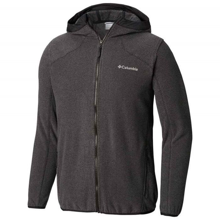 Vêtements Homme Polaires Columbia Tough Hiker Hooded Fleece