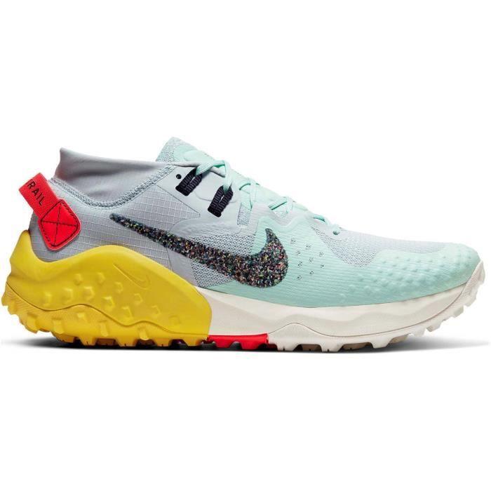 Nike Wildhorse 6 Hommes Chaussures running bleu