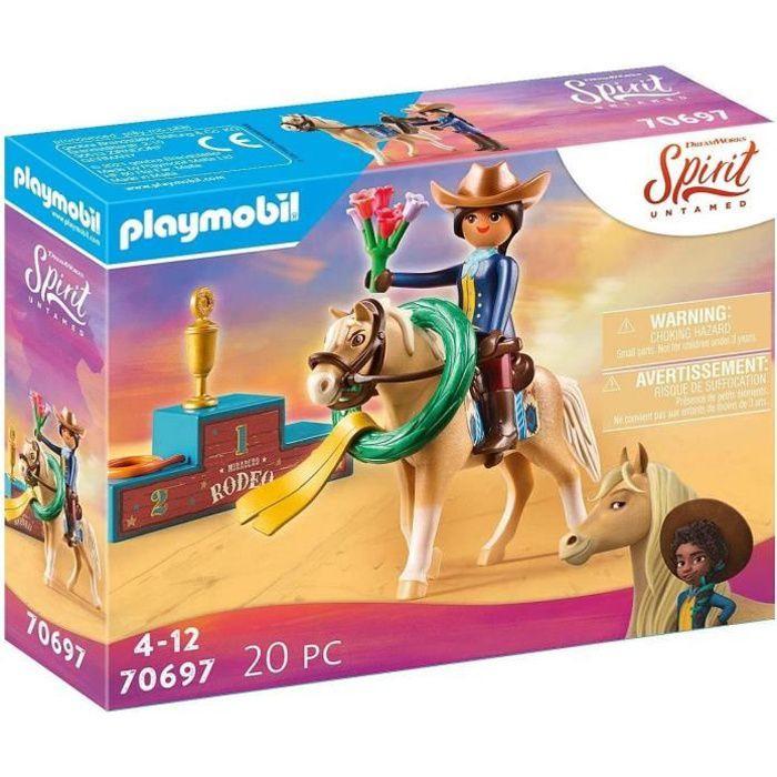 PLAYMOBIL - 70697 - Rodeo Apo