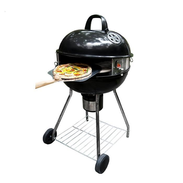 Barbecue Deluxe Grill Pizza PC7001