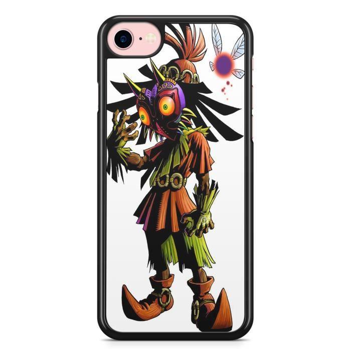 Coque iPhone 6 et 6S Zelda Majoras Mask SKull Kid