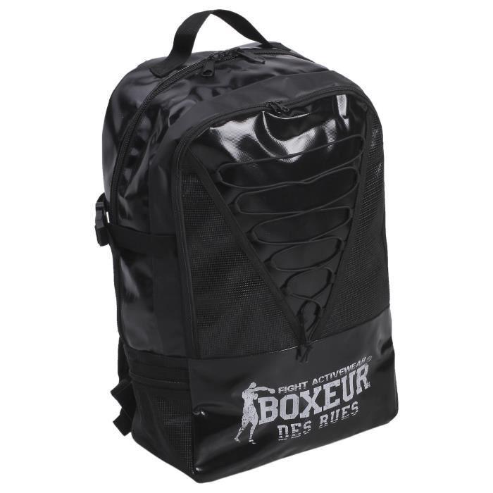 BOXEUR DES RUES Serie Fight Activewear Sac de Sport Mixte
