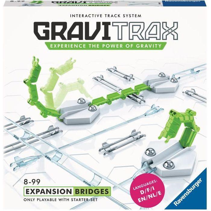 ASSEMBLAGE CONSTRUCTION RAVENSBURGER - GraviTrax Set d'Extension Bridges /