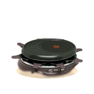 tefal re 5160 appareil raclette 1050w achat. Black Bedroom Furniture Sets. Home Design Ideas