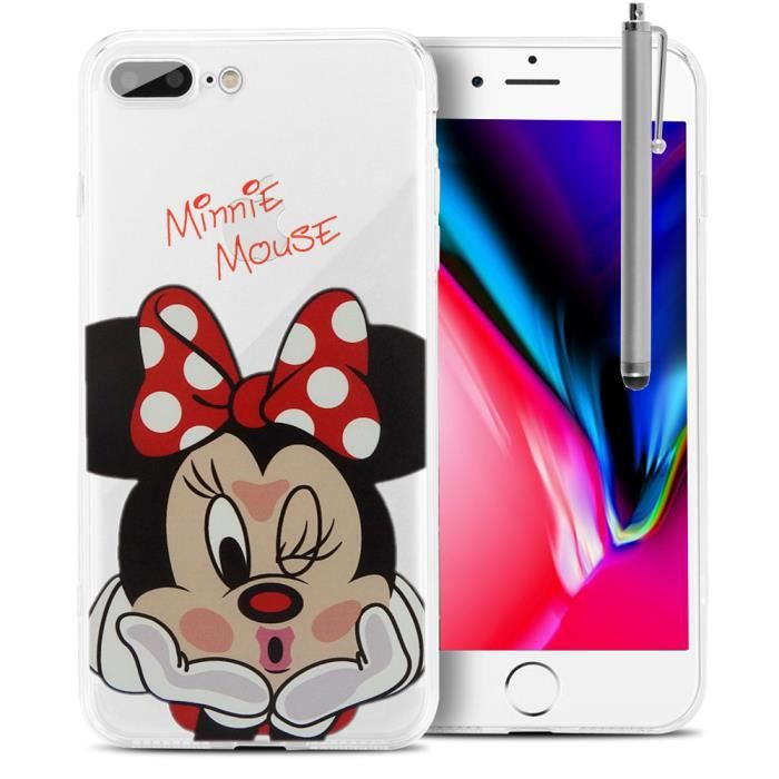 coque iphone 8 plus minnie achat vente pas cher. Black Bedroom Furniture Sets. Home Design Ideas