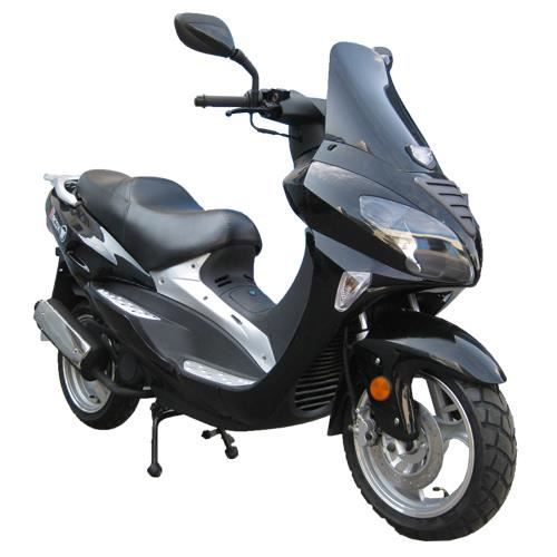 scooter 50cc 2 temps qt19 dk5t achat vente scooter. Black Bedroom Furniture Sets. Home Design Ideas