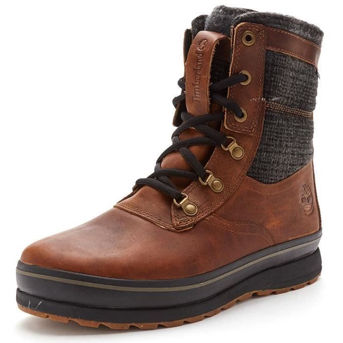 Earthkeepers 5EU Timberland 5 UK Insulated Schazzberg 7751A 7 Waterproof Bottes 41 Gris Wheat Tdd4fqp