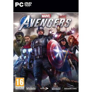 JEU PC NOUVEAUTÉ Marvel's Avengers Jeu PC