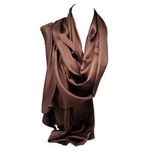 ECHARPE - FOULARD Bullahshah couleurs unies de haute qualité unis Pa