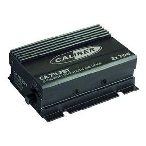 AMPLIFICATEUR AUTO CALIBER CA 75.2 BT Amplificateur 2 Canaux Bluetoot
